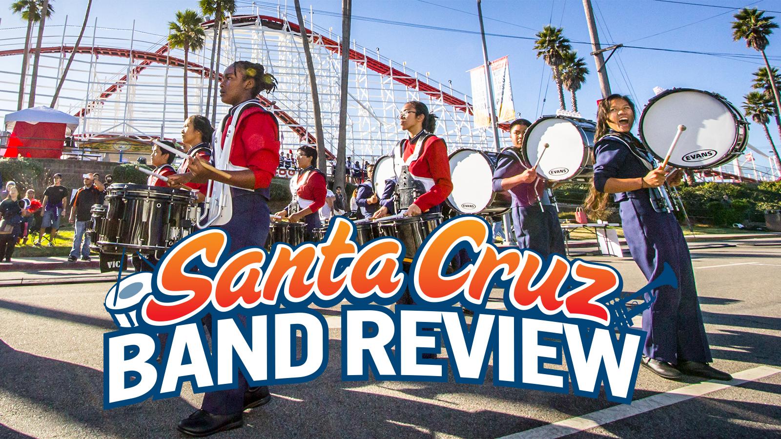 Santa Cruz Band Review