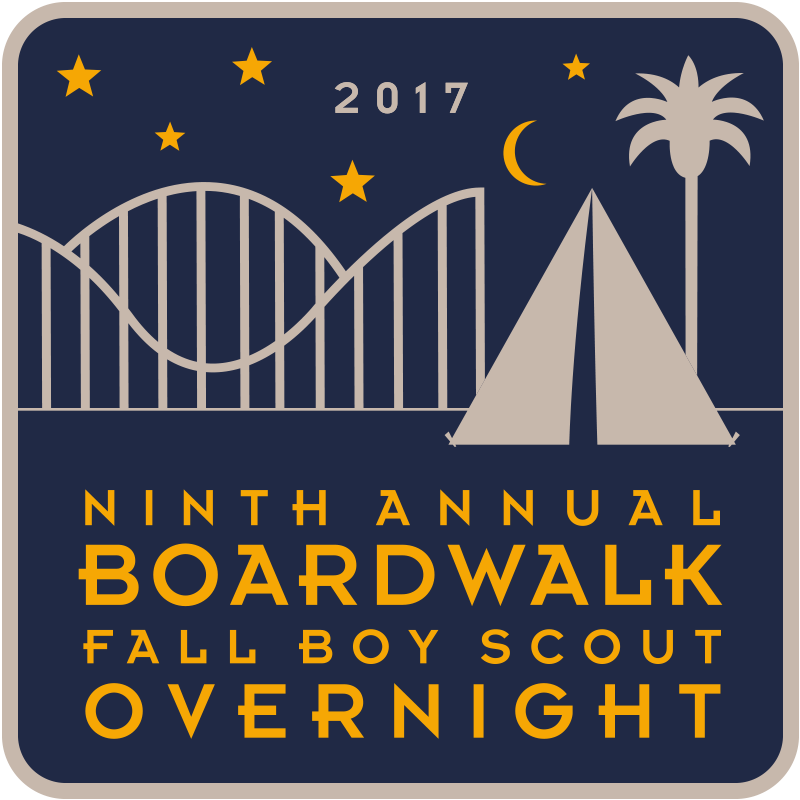 Boy Scout Overnight Patch