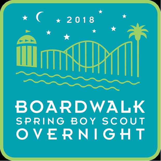 Boy Scout Overnight Patch
