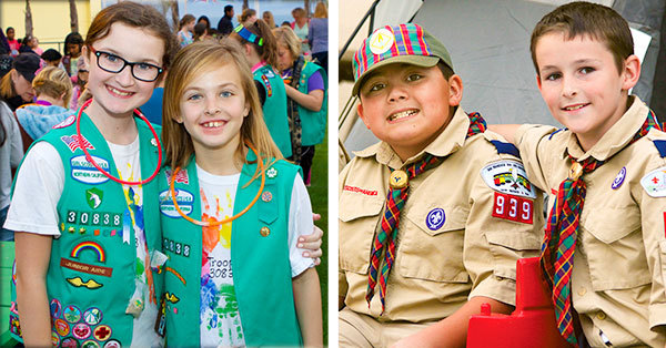 All Scouts Overnight