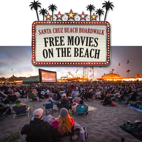 FREE Movies on the Beach
