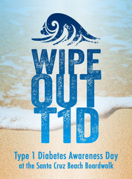 Wipeout T1D Day Logo