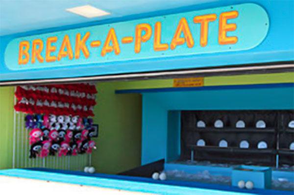 Break-a-Plate