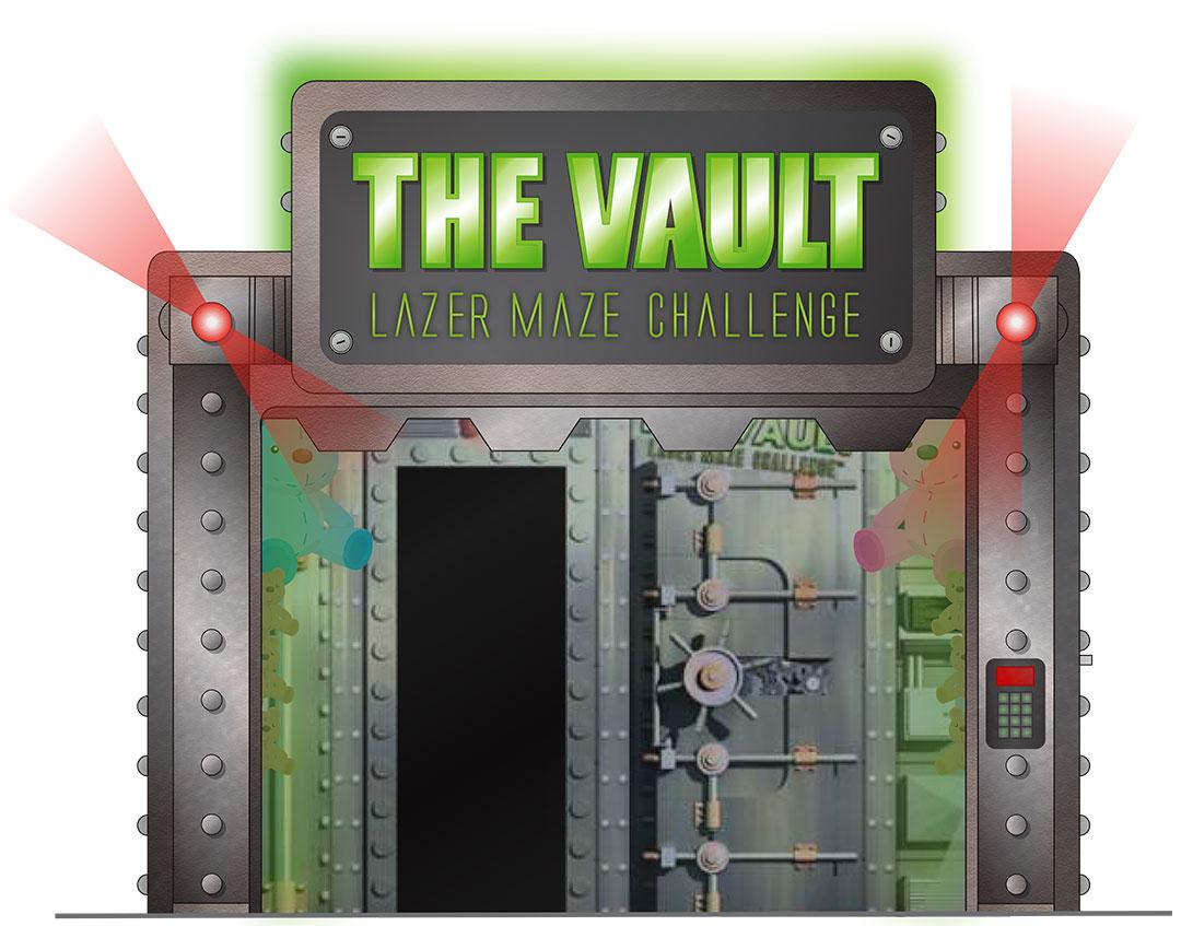 The Vault Lazer Maze