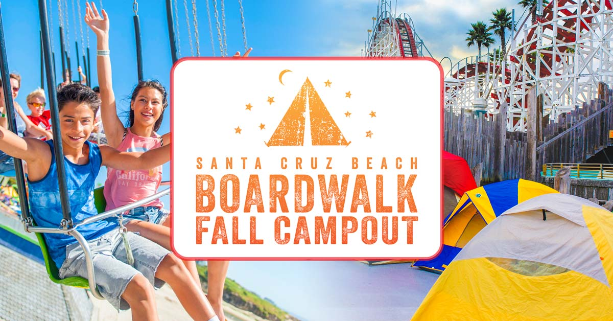 Boardwalk Fall Campout