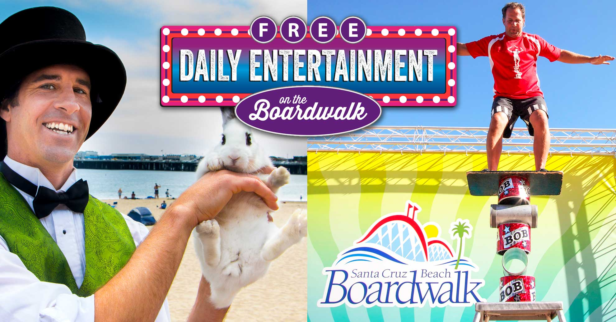 FREE Daily Entertainment