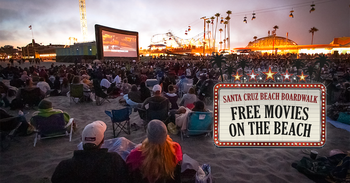 FREE Movies on the Beach!