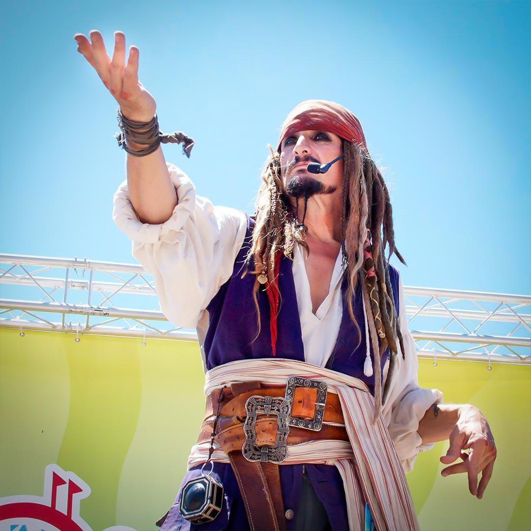 Capt'n Jack Spareribs
