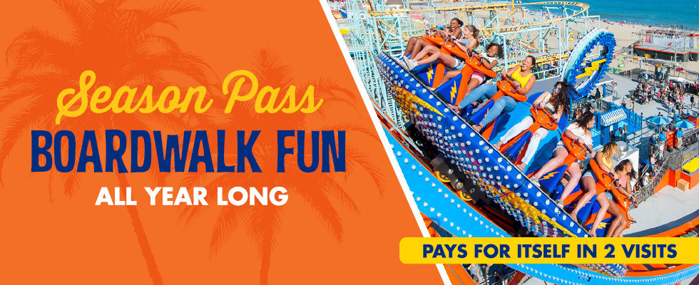 Boardwalk Season Passes