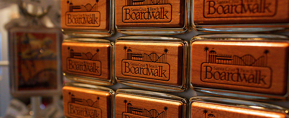Boardwalk magnets