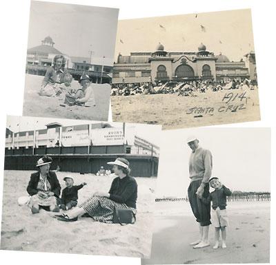 Shared Boardwalk Memories