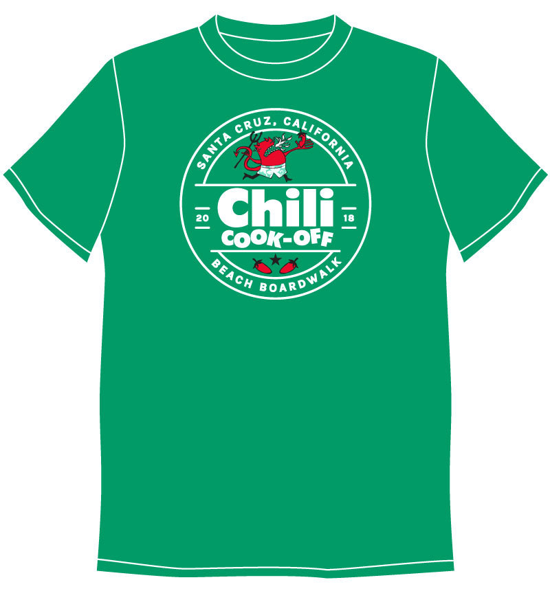 Chili Cook-Off T-shirt