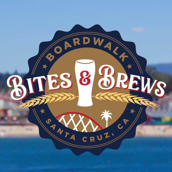 Boardwalk Bites & Brews Logo