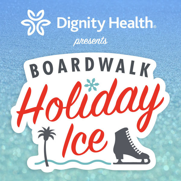 Boardwalk Holiday Ice Logo