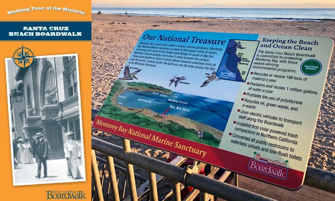 Boardwalk Walking History Tour
